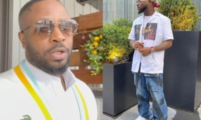 How Davido Stole My Shine At An Event - Tunde Ednut