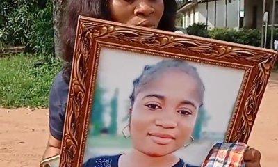 Late Comedienne, Ada Jesus, Laid To Rest