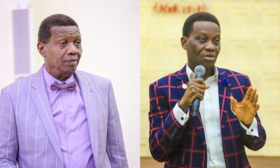 Cry Not For Dare, Adeboye Declares At Son's Burial