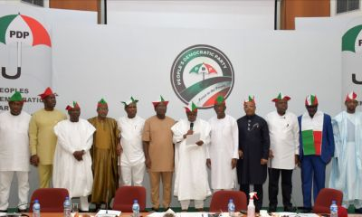 PDP Governors Open Grazing