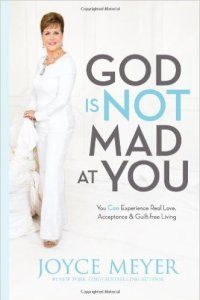 God is not mad at you - book