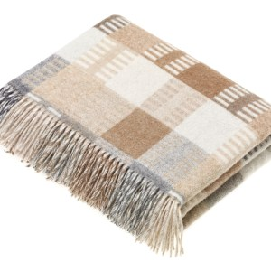 Natural Venice Throw