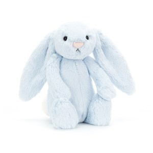 Bashful Blue Bunny (Medium)