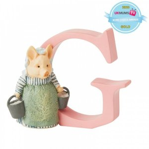 "Peter Rabbit – ""G"" – Aunt Pettitoes"