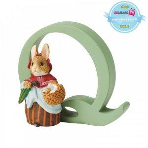 "Peter Rabbit – ""Q"" – Mrs. Rabbit"