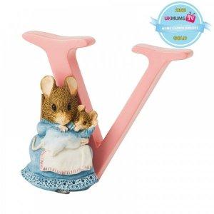 "Peter Rabbit – ""V"" – Hunca Munca and Baby"
