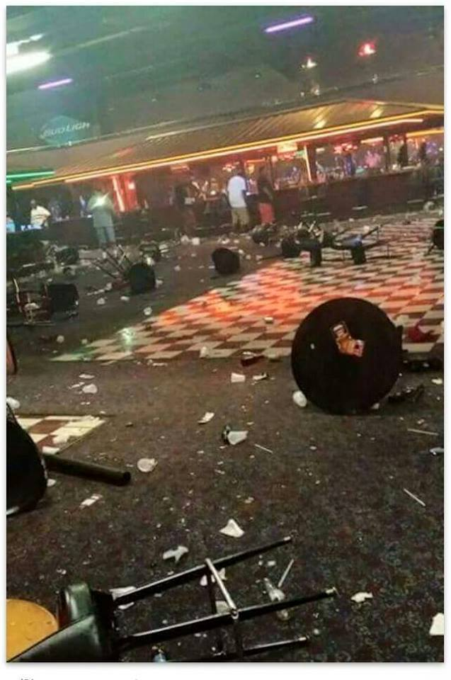 Aftermath of Lil' Boosie no show at Whiskey River in Macon, GA