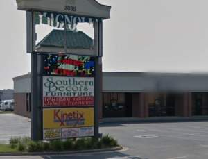 Kinetix Warner Robins sign