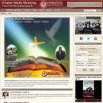 Greater Works Ministries home page