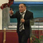 Pastor Alex Rivera joins GWM in fellowship, December 22, 2013