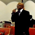 Dr. Reginald Burrows at GWM, December 1, 2013