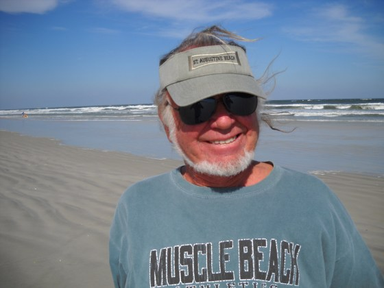 Bill Moon in St. Augustine Beach, FL