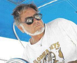 Dad - sailing