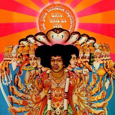 Axis: Bold As Love (1967)