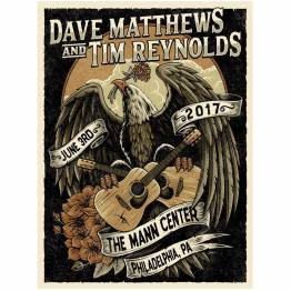 Dave & TIm Poster - 6/3/17
