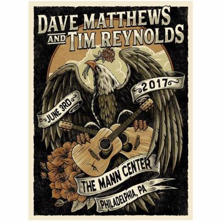 Dave & TIm Poster - 6/3/17