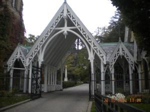 Entrance, Toronto Necropolis