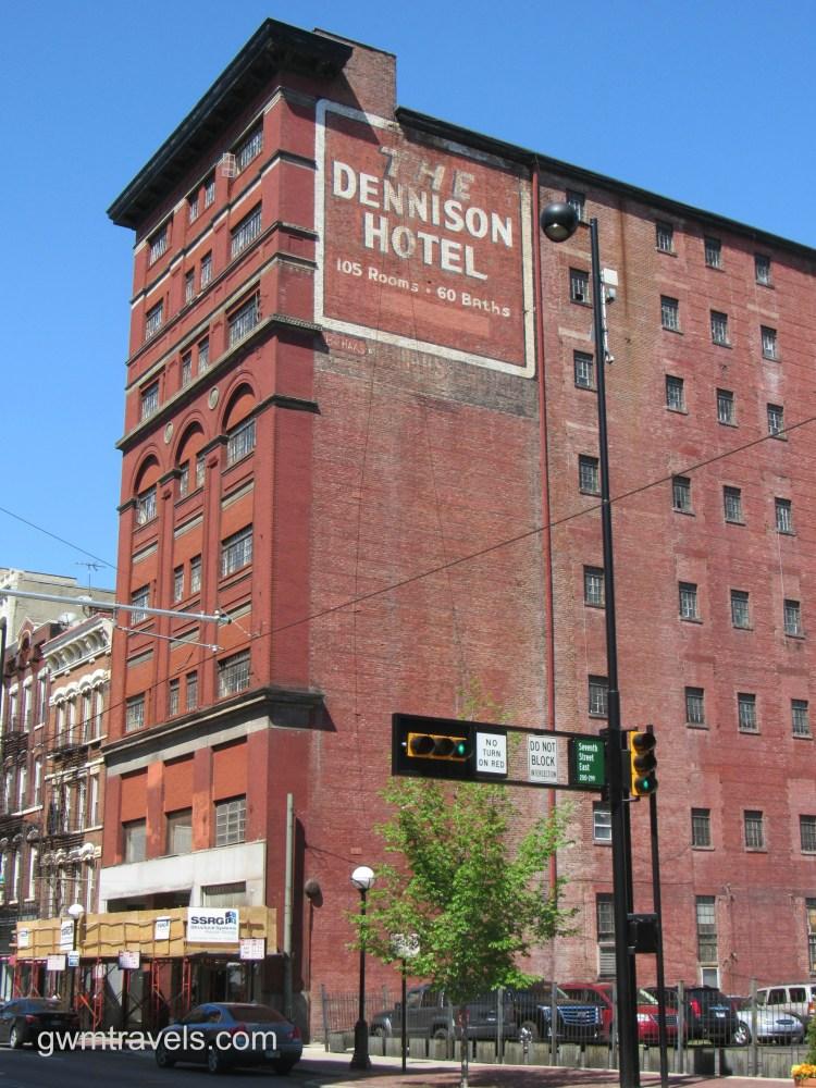Dennison Hotel, Cincinnati, OH