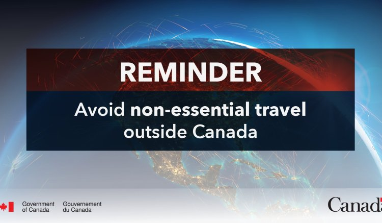 Travel Advisory Canada