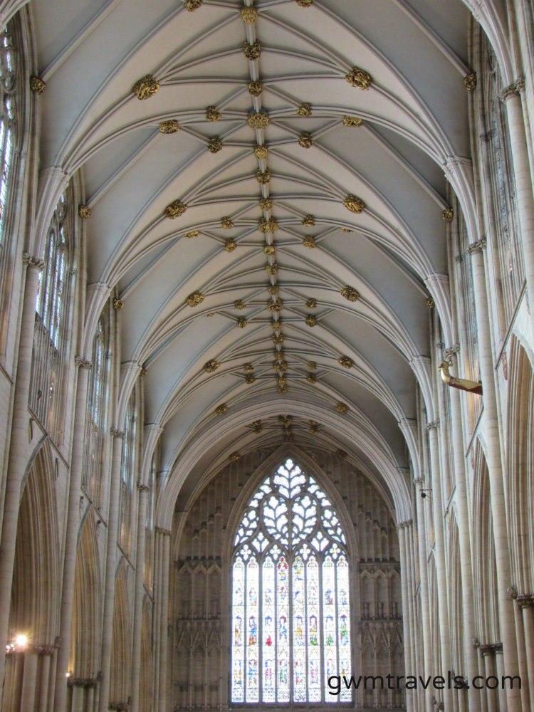 Interior, York Minster