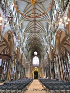 Interior, Lincoln Cathedral