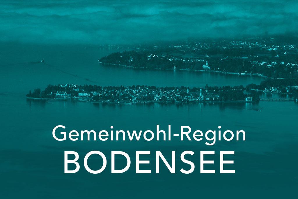 Gemeinwohl-Region Bodensee