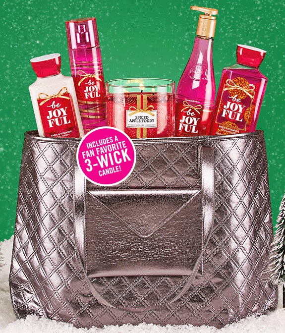 Bath and Body Works 2015 Tote