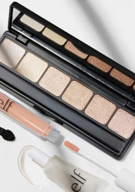 elf cosmetics gift with purchase