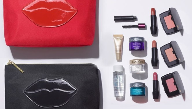 lancome gift with purchase at dillard's and boscov's