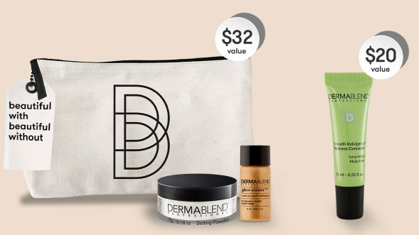 dermablend gift with purchase