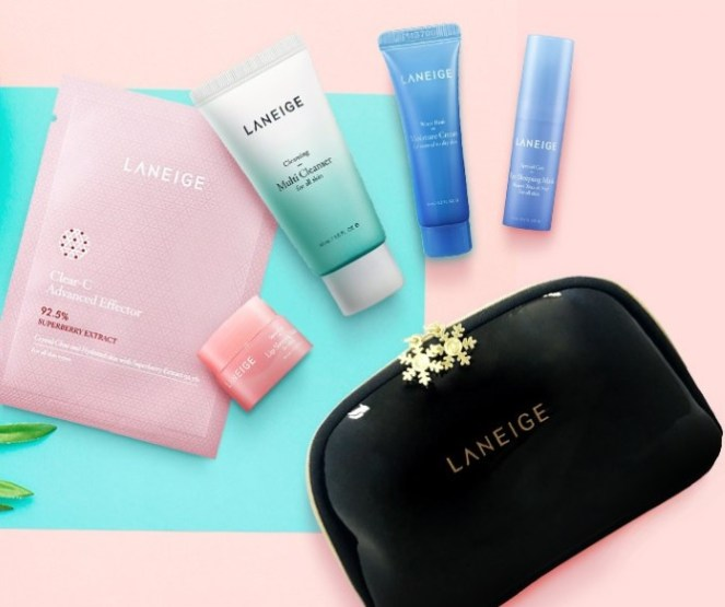 laneige gift with purchase