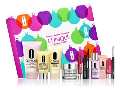 clinique 2018 festive favorites purchase with purchase