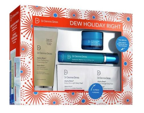 Dr. Dennis Gross Dew Holiday Right Set