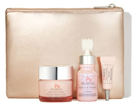Prescriptives Night Time Glow Team holiday set