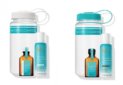 moroccanoil gym kits