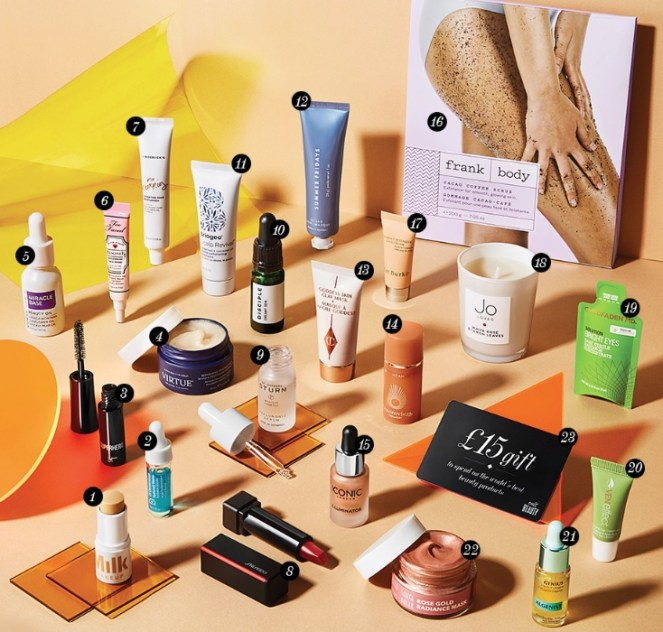 Cult Beauty spring beauty bag 2019