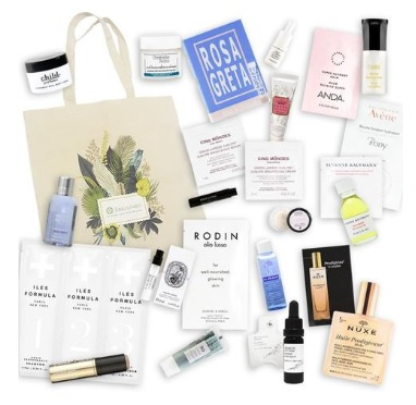 beautyhabit spring gift with purchase