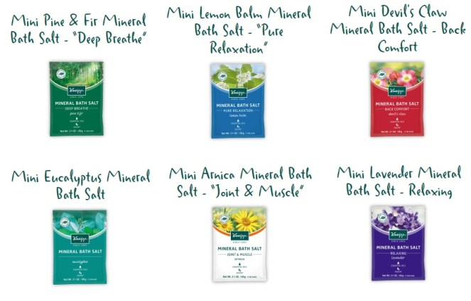 kneipp bath salts gift with purchase