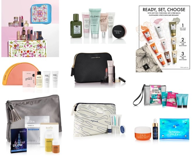 macy's vip sale gifts with purchase