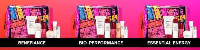 shiseido gift with purchase at dillard's