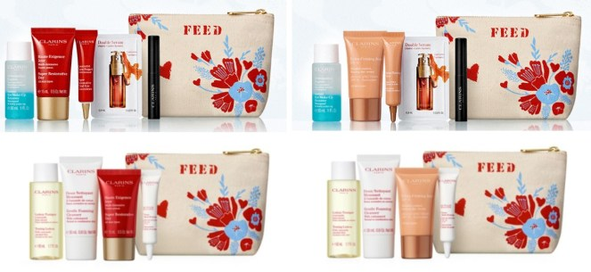 clarins gifts with purchase at nordstrom and saks