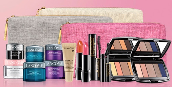 lancome gift with purchase at dillard's
