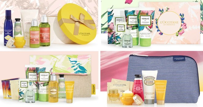 l'occitane gifts with purchase