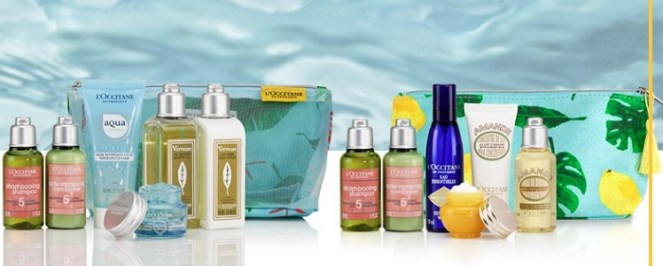 l'occitane summer purchase with purchase