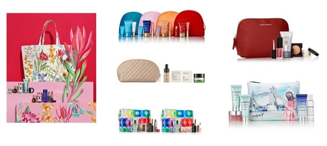 Macy's Friends and Family June 2019 Beauty gifts with purchase