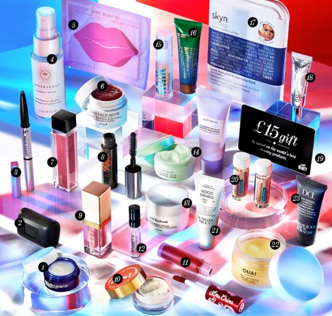 Cult Beauty USA Goody Bag August 2019
