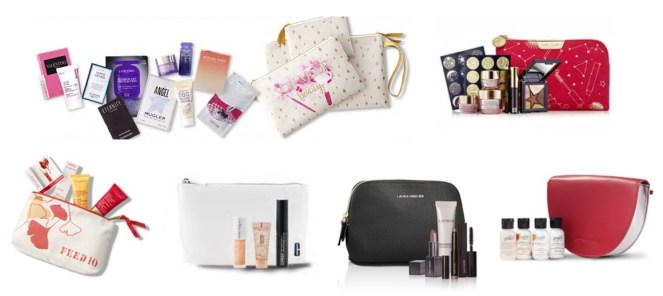 Von Maur Fall Beauty Event gifts with purchase 2019