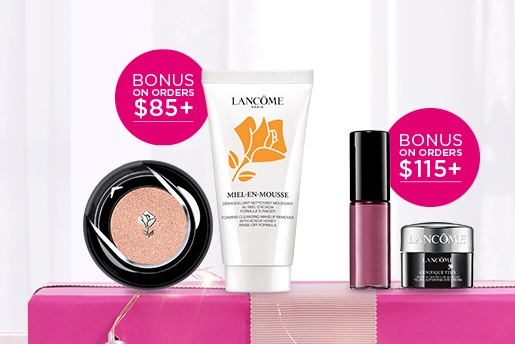 Lancome Customer Appreciation Sale
