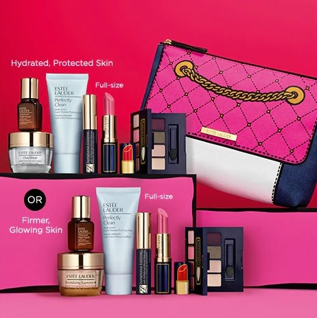 Estee Lauder gift with purchase at Von Maur