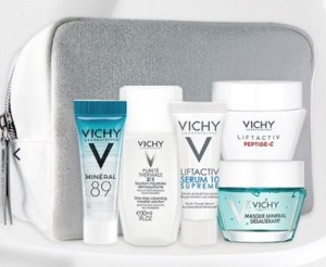 vichy gift with purchase